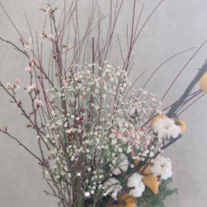 お店のお花🌸